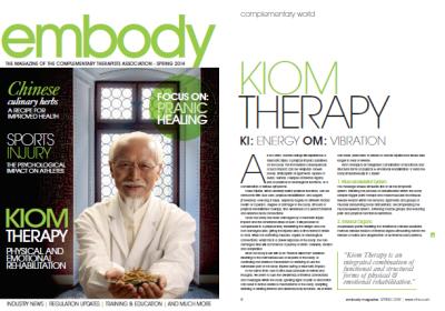 Embody Magazine Spring 2014